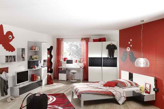 Zimmer Für Junge Leute